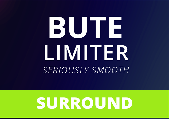 Picture of Bute Limiter 2 Stereo + Surround Trial
