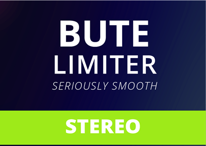 Bute Limiter - Seriously Smooth Limiting